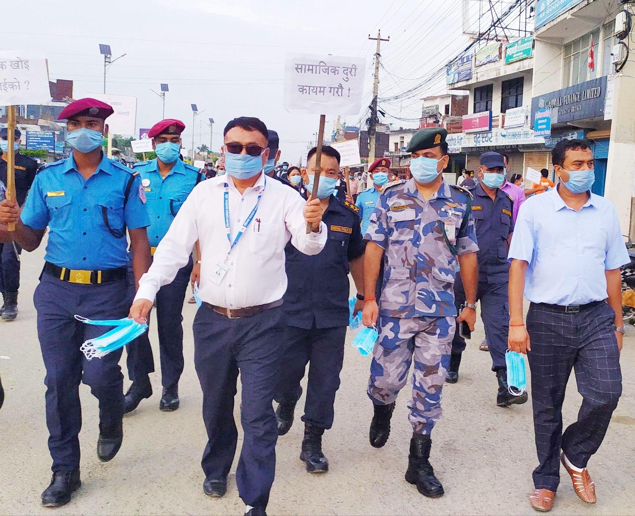 बाँकेका प्रमुख जिल्ला अधिकारी कुरुम्वाँङ्गलाई कोरोना