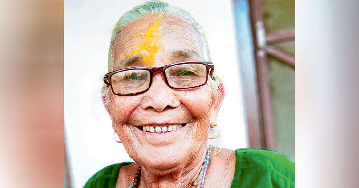 कोरोना जितेकी ८४ वर्षीया सेन भन्छिन्, 'नडराउनुस्, निको हुँदो रहेछ'