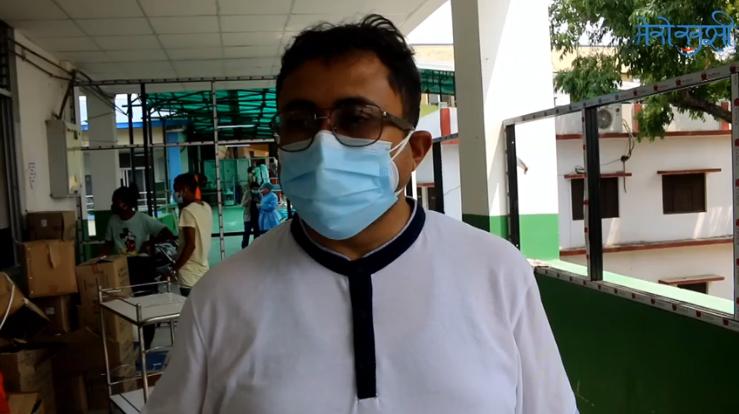 स्वास्थ्य संकटकाल लगाउन ढिलाइ गर्नुहुन्न : डा. पाण्डे (भिडियो)